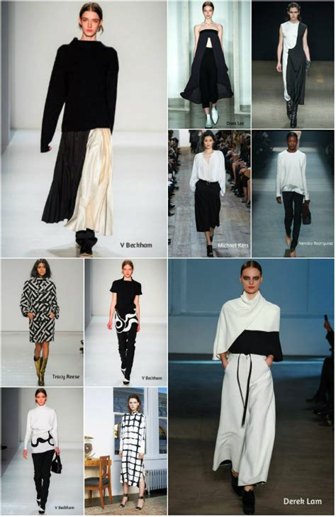 Trend Report Like White On Rice In New York City Second City Style Fashion by New York Fashion Week Trend Report