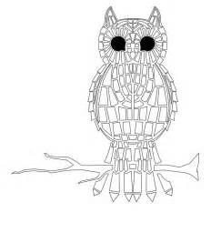 free roman mosaic colouring pages mosaic coloring pages