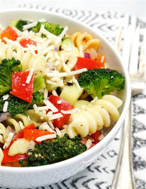 best pasta salad recipes the best pasta salad recipe ever happiness is homemade
