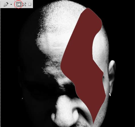 pattern photoshop war the poster of the video game god of war 3 with photoshop