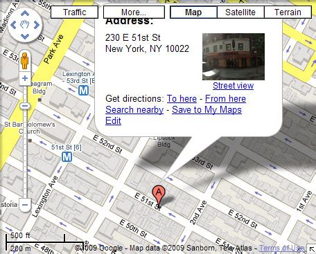 Nyc Address Lookup How To Geocode An Address Optimize Location Pages