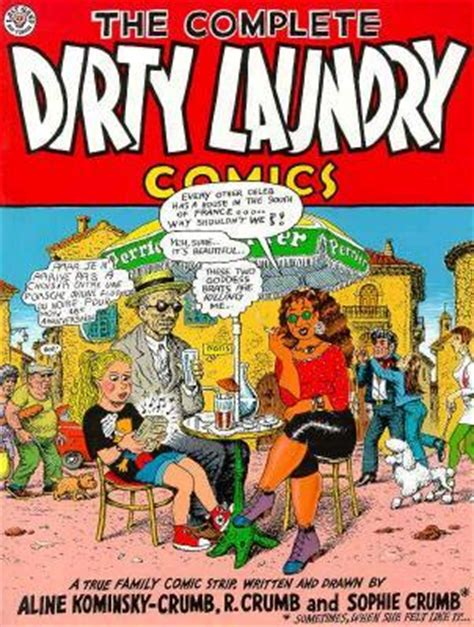 laundry books the complete laundry comics by robert crumb