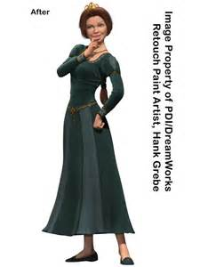 shrek fiona dress images