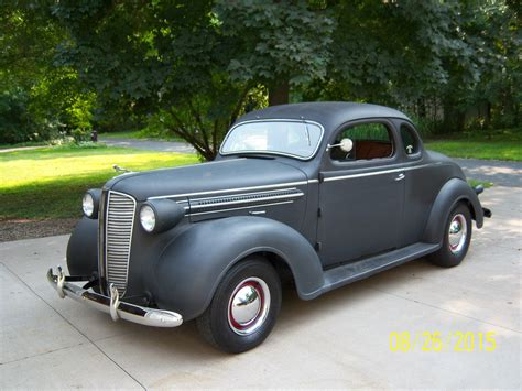 1937 dodge coupe rod project car for sale