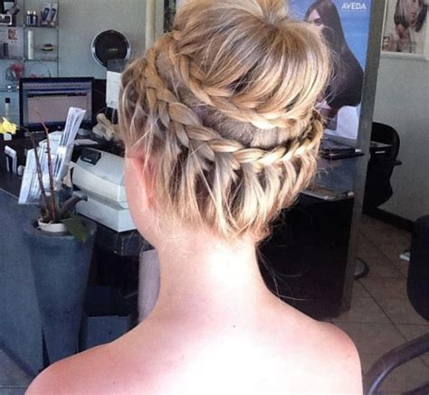 formal hairstyles updos braided top 12 beautifully made braided hairstyle ideas for prom