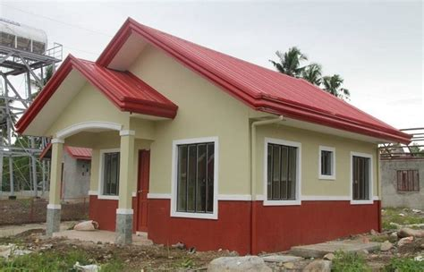 small house price philippines the color of the walls and