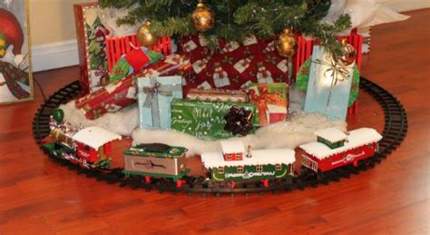 christmas trains for under the tree sets for the tree webnuggetz