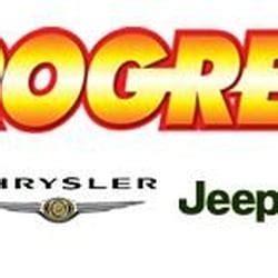 Progressive Jeep Massillon Oh Progressive Chrysler Jeep Dodge Car Dealers Massillon