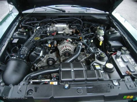2001 ford mustang gt convertible 4 6 liter sohc 16 valve