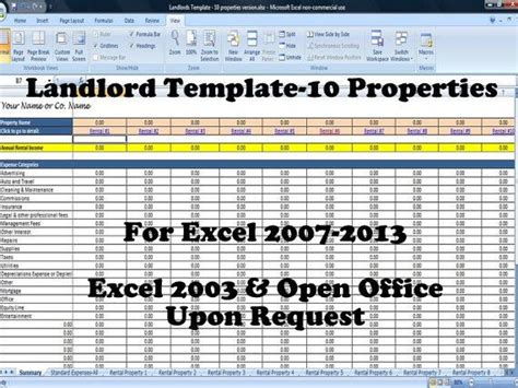 12 Best Images About Rental Property Management Templates On Pinterest A Well Names And Track Rental Property Spreadsheet Template Excel