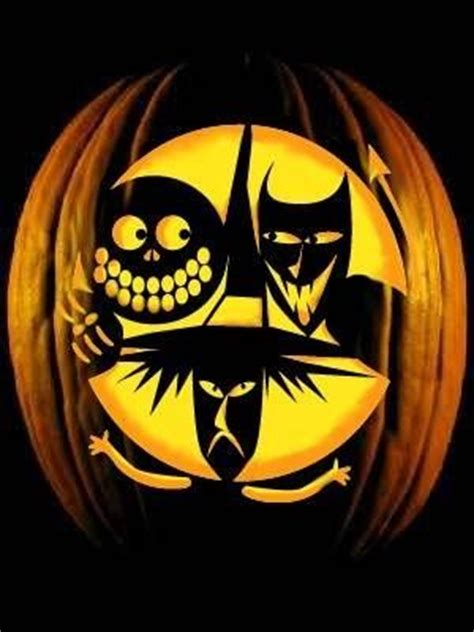 nightmare before pumpkin template 17 best images about pumpkin stencils on