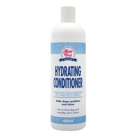 the best hydrating shoo conditioner professional dog shoo and conditioner show dog hydrating