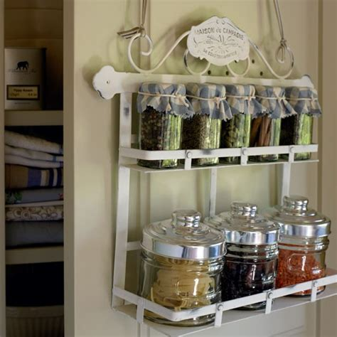 country style pantry hang a door rack how to create a country style pantry