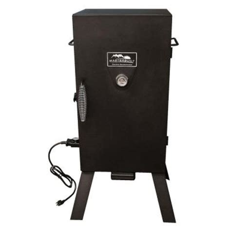 masterbuilt 30 in electric smoker 20070210 the home depot