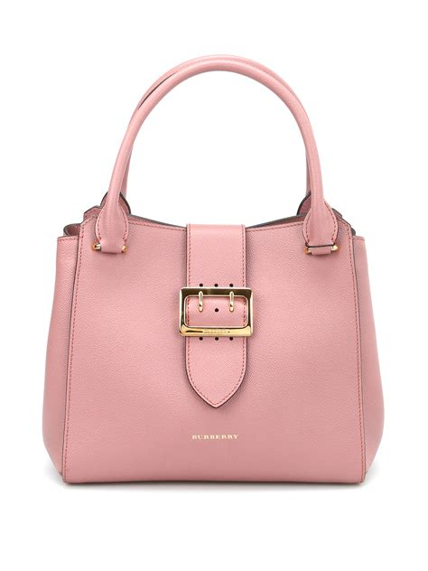 Burberry Tote by The Buckle Medium Leather Tote By Burberry Totes Bags