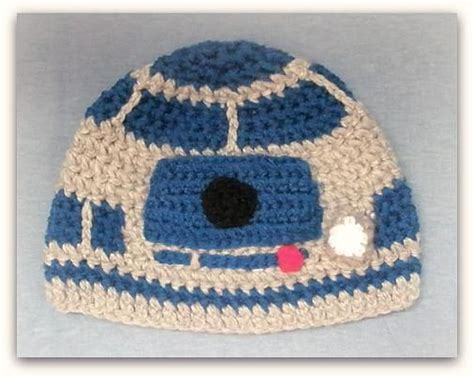 r2d2 hat knitting pattern wars hats and war on