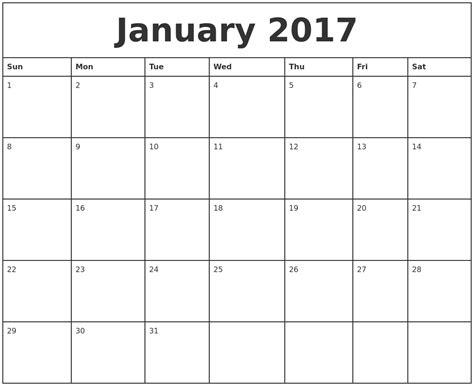 2018 calendar template calendar printable free