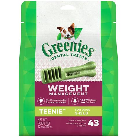 weight management for dogs greenies weight management dental treats for dogs 12 oz