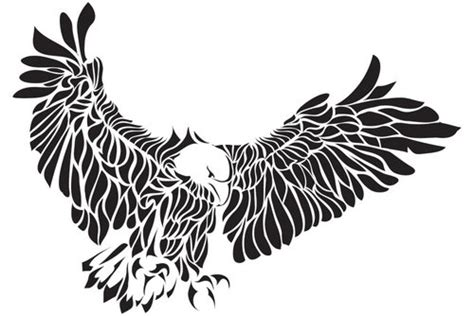 eagle tattoo designs free bloodybridge tribal eagle tattoos designs