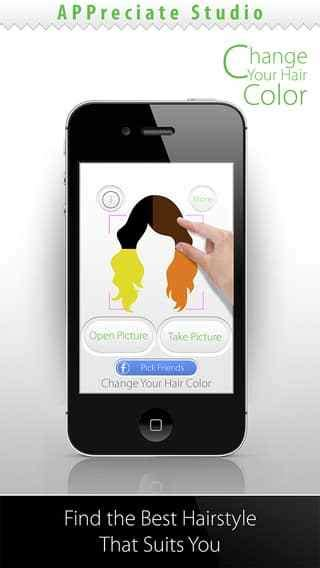 hair color changer hair color changer apps hair color trends