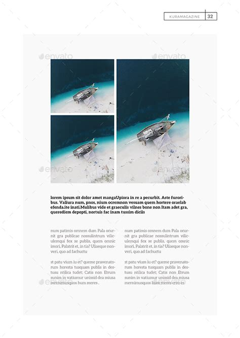 design journal ranking indesign magazine template by spidergraph graphicriver