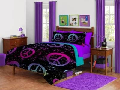 peace sign room decor for girls