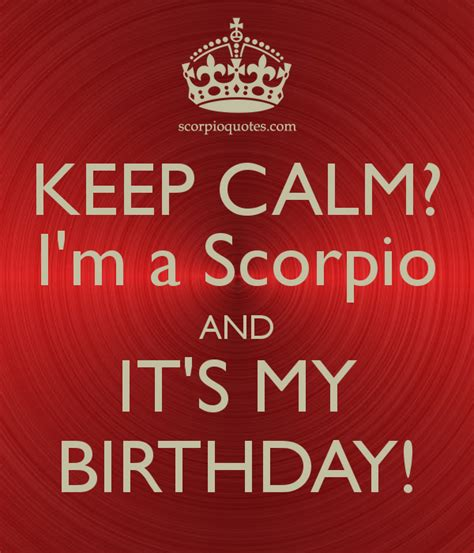 My Birthday Meme - 16 scorpio season meme scorpio quotes