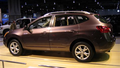 file nissan rogue 2007washauto jpg wikimedia commons