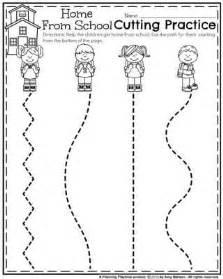 best 25 preschool cutting practice ideas on pinterest
