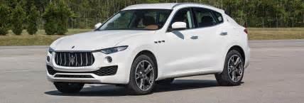 Suv Maserati Drive 2017 Maserati Levante Suv Consumer Reports