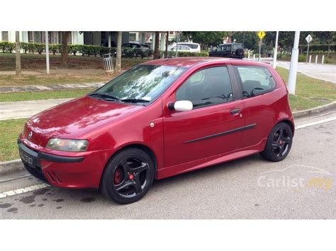 Fiat Punto 2001 Hgt 1 8 In Putrajaya Manual Hatchback