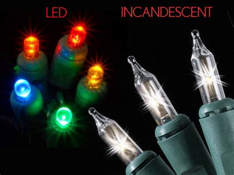 led vs incandescent lights christmas lighting tulsa