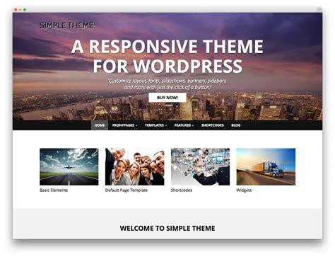 responsive wordpress themes  colorlib