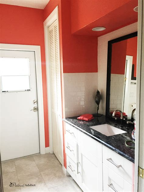 30 grey and coral home d 233 cor ideas digsdigs coral bathroom paint 28 images 30 grey and coral home