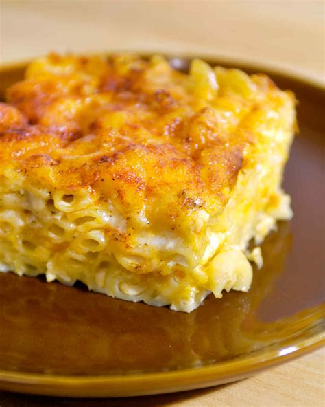 mac and cheese legend s macaroni and cheese recipe martha stewart