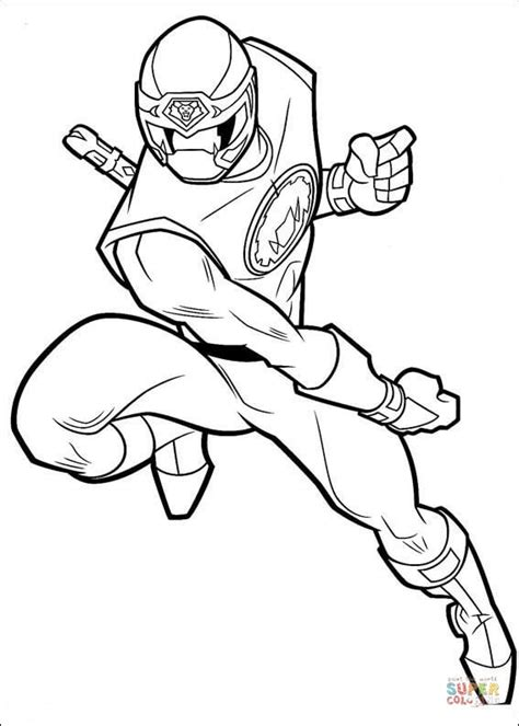 power rangers antonio coloring pages disegno di power ranger da colorare disegni da colorare