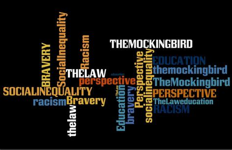 themes of injustice in to kill a mockingbird tkamforall themes