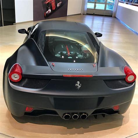 Motor Ferrari by Ferrari May Have Built A 458 Italia With A Laferrari V 12