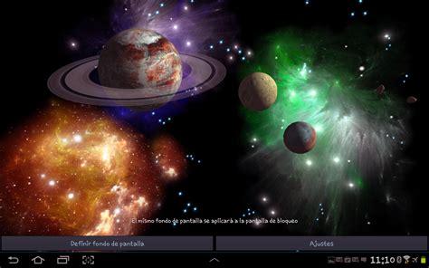 imagenes en 3d que son 3d space live wallpaper full v1 62 descargar gratis