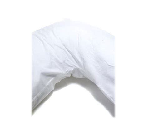 qvc bed pillows beautyrest boomerang bed pillow with cover qvc com
