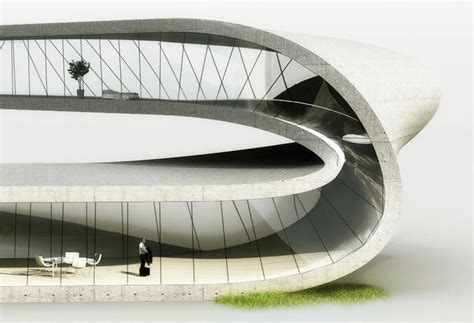 Landscape Structures Mobius 3d Printed Mobius Home By Universe Architecture