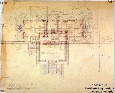 frank lloyd wright home and studio floor plan frank lloyd wright home and studio floor plan best