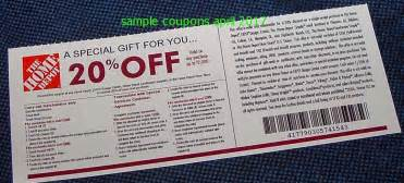 printable coupons 2017 home depot coupons