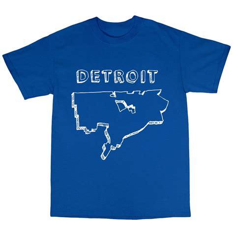 Tees Detroit Techno Militia detroit t shirt 100 cotton techno underground resistance