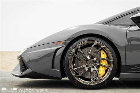 Lamborghini Wheel Featured Fitment Gallardo Superleggera W Pur Rs05 Wheels