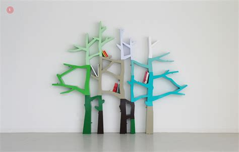 mooce style tree bookcase