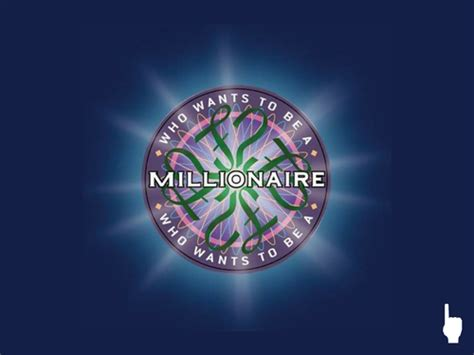 Who Wants To Be A Millionaire Ict Ppt Guide To Making Who Wants To Be A Millionaire Template