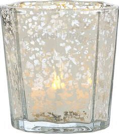 Flat Glass Candle Holders 1000 Images About Mercury Glss Candle Holders On