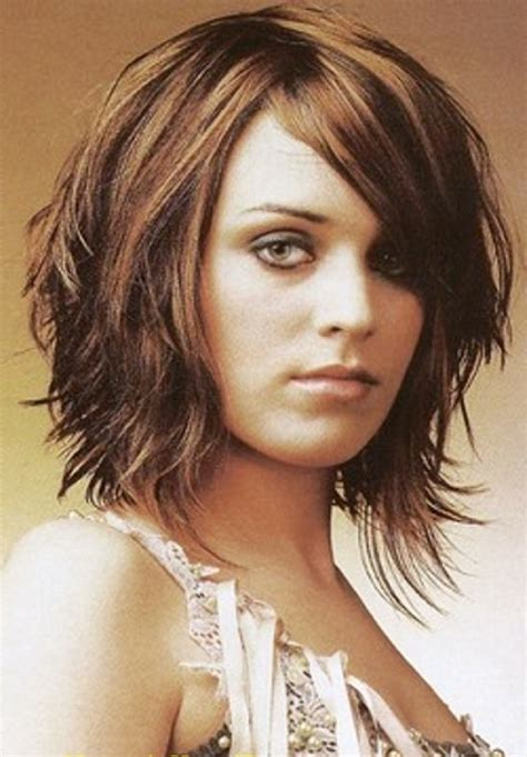 medium length hair cuts overweight daily hairstyles for women s mid length hairstyles