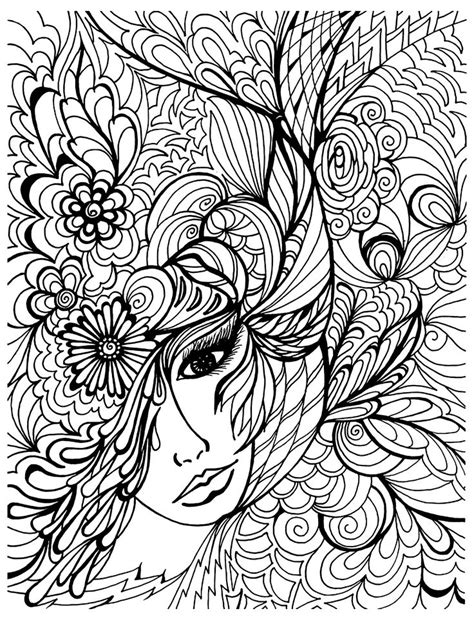 coloring pages for adults to color online 63 adult coloring pages to nourish your mental visual